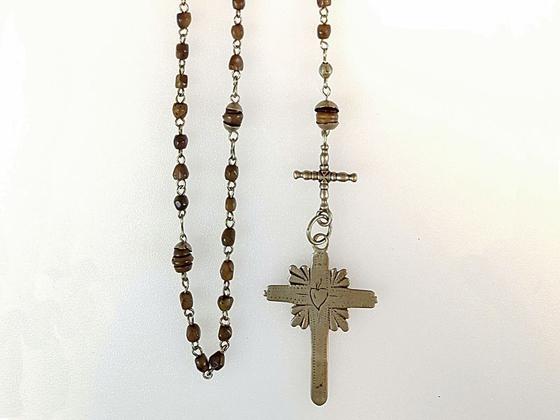 Rosenkranz / Lateinsches Kreuz
