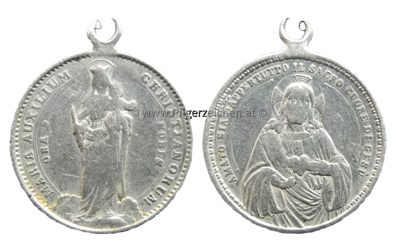 Maria, Hilfe der Christen / Heiligstes Herz Jesu