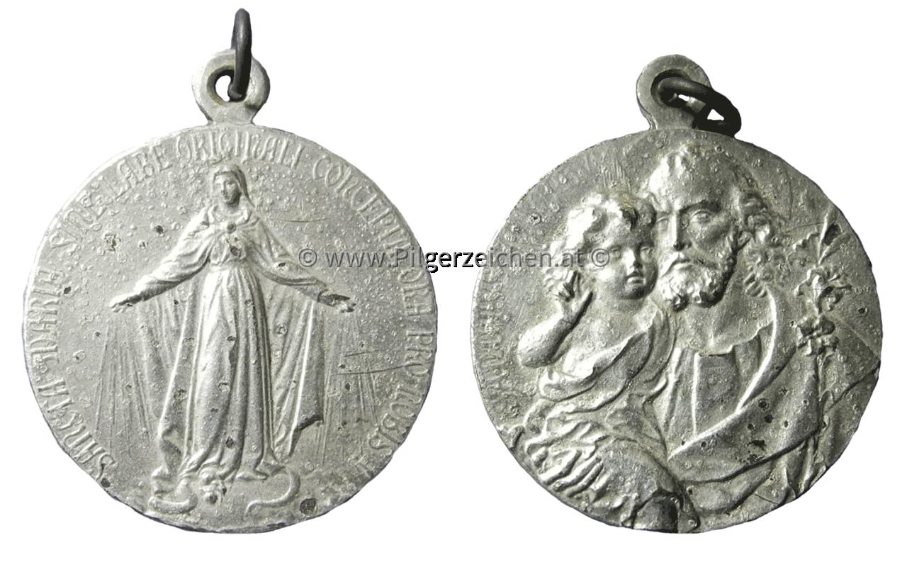 Maria Immaculata / Joseph von Nazaret