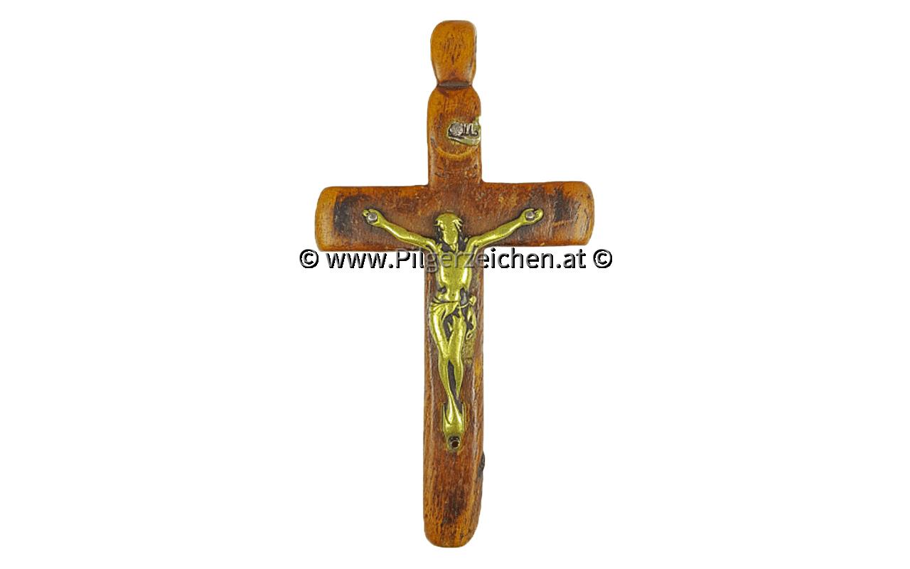Lateinisches Holzkreuz