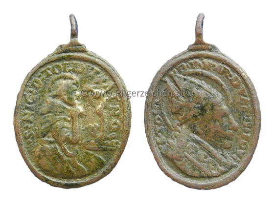 Nikolaus von Tolentino / Thomas von Villanova