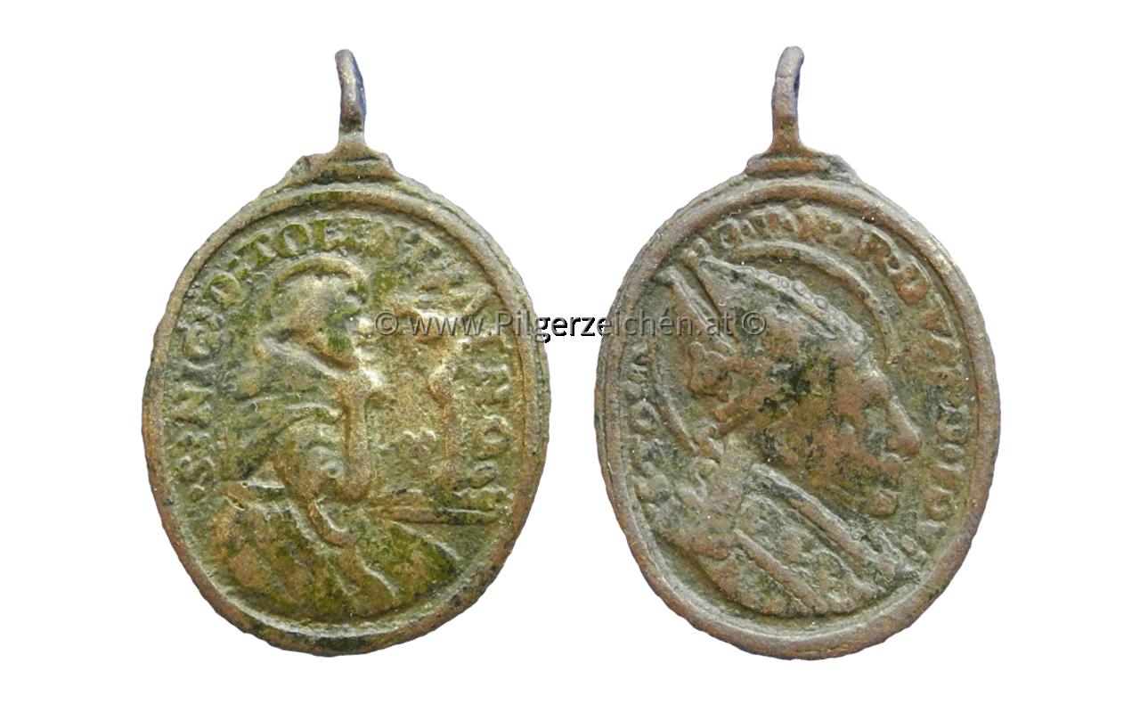 Nikolaus von Tolentino / Papst Eugen IV.