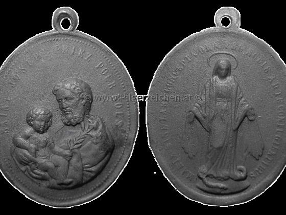 Josef von Nazaret / Maria Immaculata