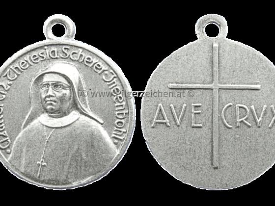 Maria Theresia Scherer / Barmherzige Schwestern vom heiligen Kreuz