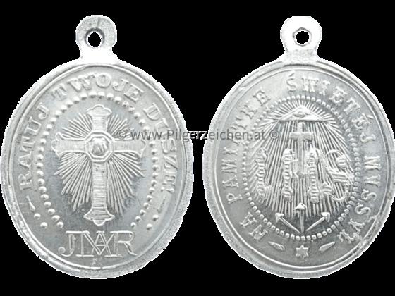 Jesuitische Mission / Marienmonogramm / Christusmonogramm