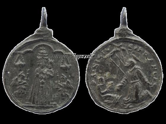 Loreto (Marken), Italien / Franz von Assisi / Stigmata