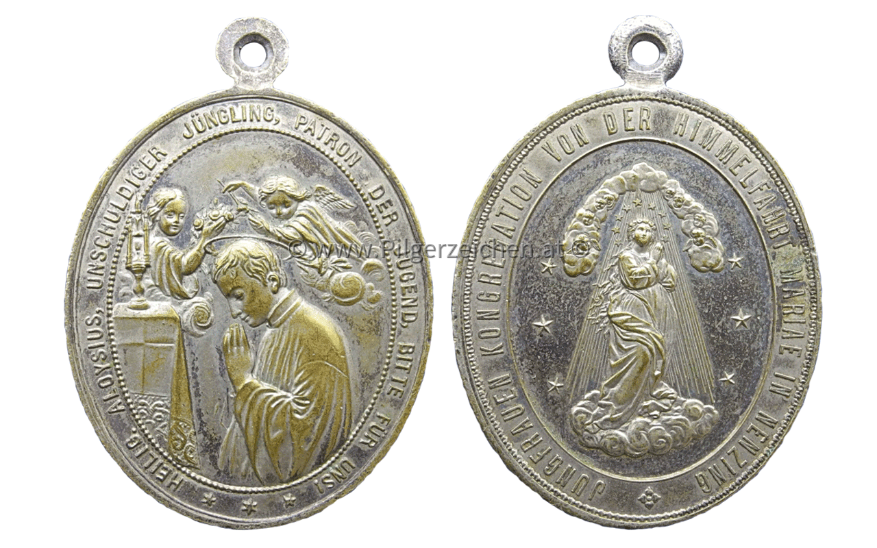 Aloisius von Gonzaga / Maria Himmelfahrt