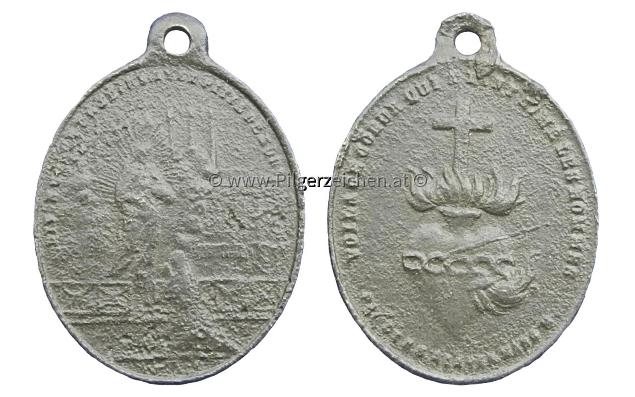 Margaretha Maria Alacoque / Heiligstes Herz Jesu