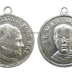 Papst Johannes Paulus II. / Maximilian Kolbe