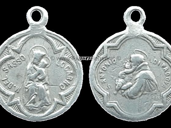 Madonna del Sasso, Schweiz / Antonius von Padua