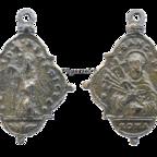 Benedikt von Nursia / Bernhard von Clairvaux