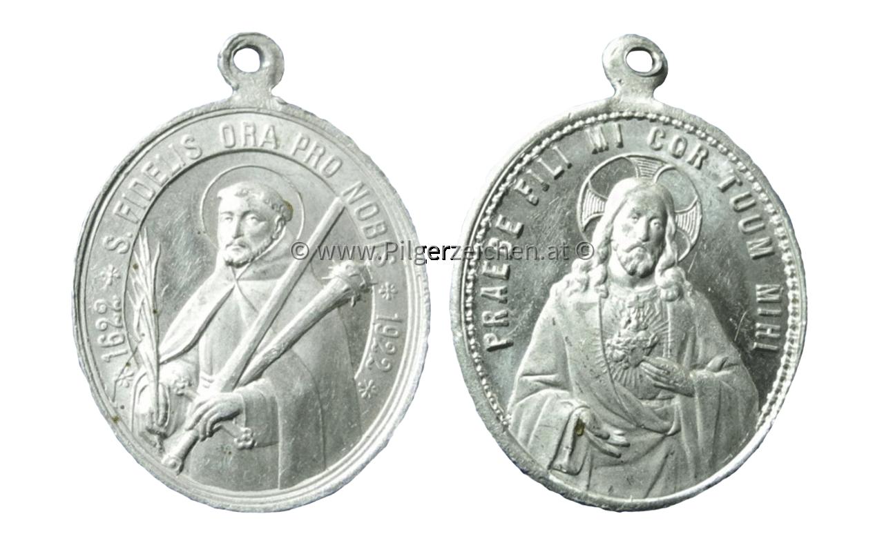 Fidelis von Sigmaringen / Heiligstes Herz Jesu