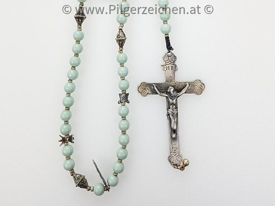 Rosenkranz / Memmingen, Bayern / Petrus und Paulus / Hospitaliter vom Heiligen Geist / Nepomukzunge / Memento Mori / Einsiedeln, Schweiz