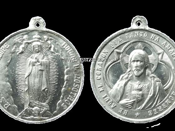 Villa de Guadalupe, Mexiko / Heiligstes Herz Jesu