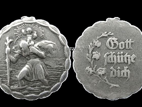 Christophorus / Segenspruch