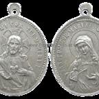 Heiligstes Herz Jesu / Unbeflecktes Herz Mariä