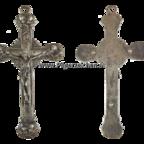 Rosenkranzkreuz / Cherubsköpfe