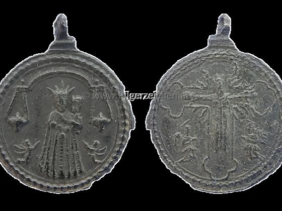 Loreto (Marken), Italien / Christus von Sirolo