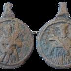 Bernhard von Clairvaux / Johannes von Nepomuk