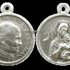 Papst Johannes Paulus II. / Unsere liebe Frau von der immerwährenden Hilfe