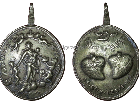 Santa Maria del Lume / Heiligstes Herz Jesu / Unbeflecktes Herz Mariä